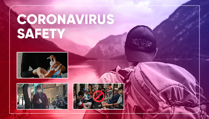Coronavirus Safety: How To Protect Yourself While Travelling