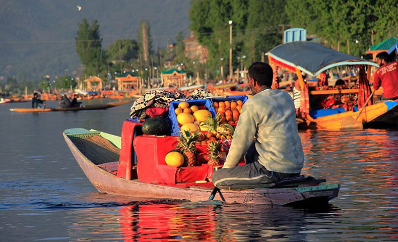 Srinagar Summer Tour Packages