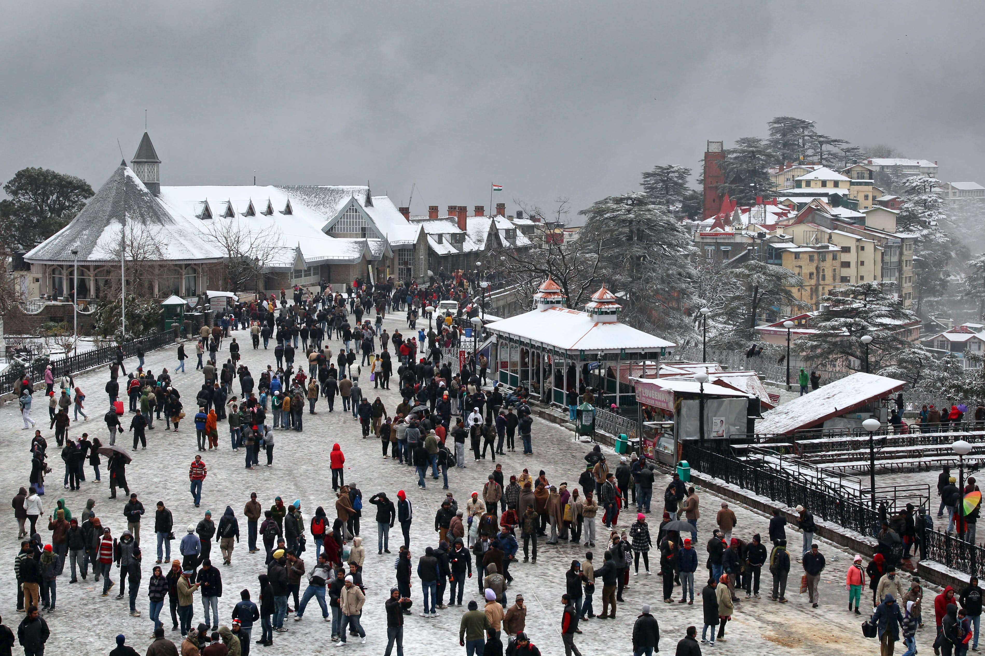 2 Nights 3 Days Shimla Tour Packages