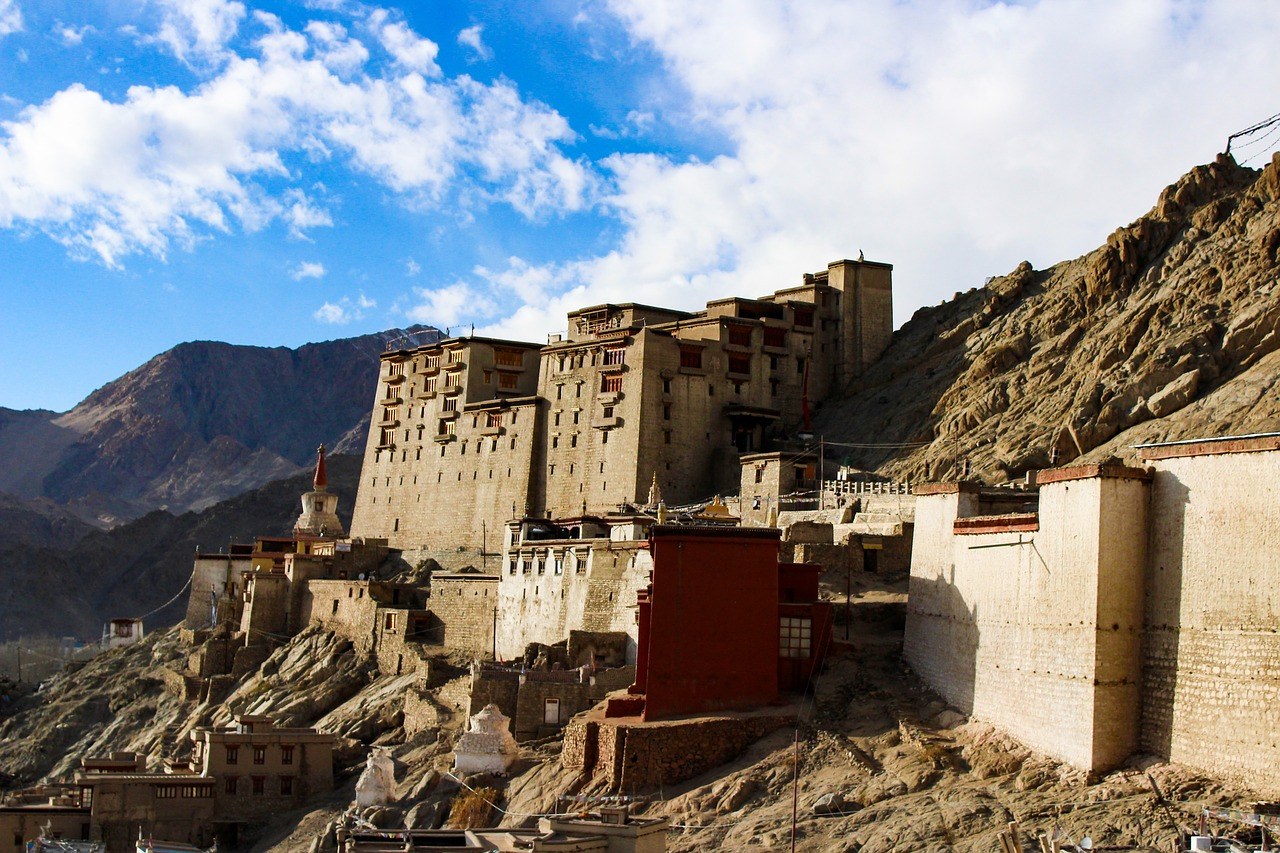 Ladakh Tour From Delhi