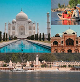 North India Golden Triangle