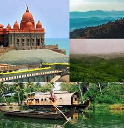 South India Golden Triangle
