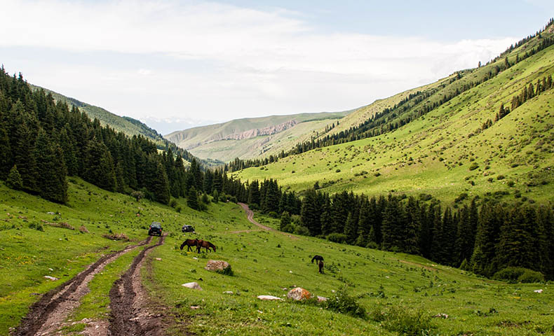 2 Nights, 3 Days  Kyrgyzstan Tour Packages