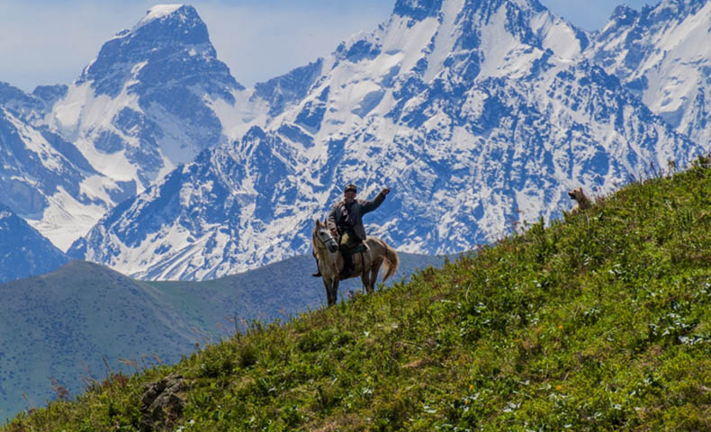 6 Nights 7 Days  Kyrgyzstan Tour Packages