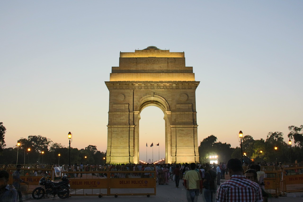 3 Nights 4 Days Golden Triangle Tour Packages