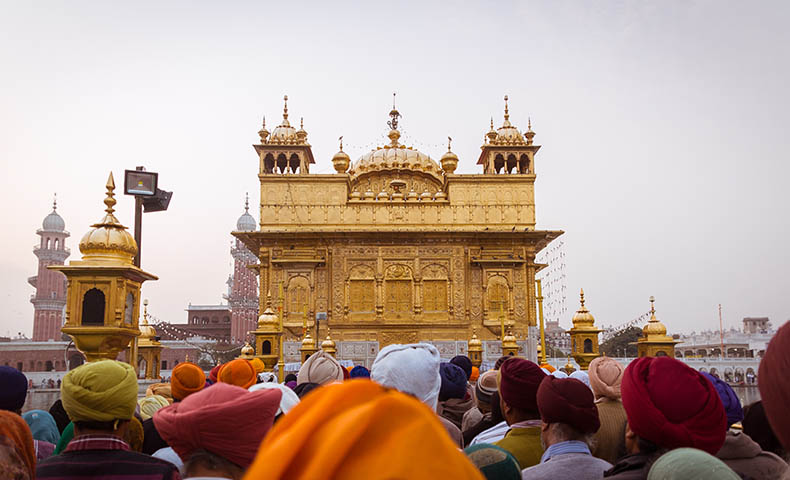 Delhi Agra Amritsar Tour Packages