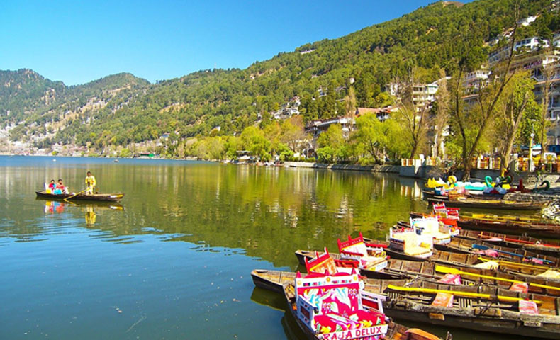 3 Nights 4 Days Nainital Jim Corbett Tour Packages