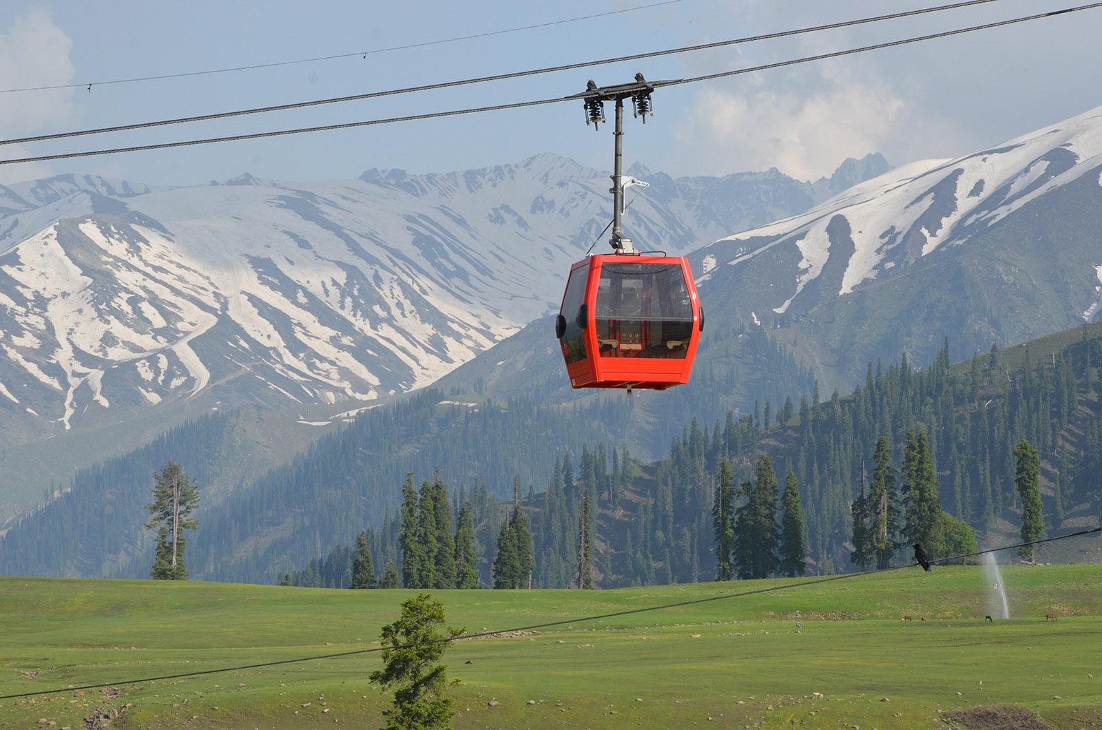 Srinagar Gulmarg Pahalgam Tour Packages