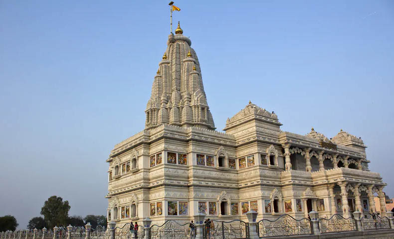 4 Nights 5 Days Mathura Vrindavan Tour Packages