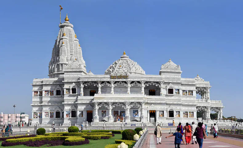 Mathura Vrindavan Tour From Delhi